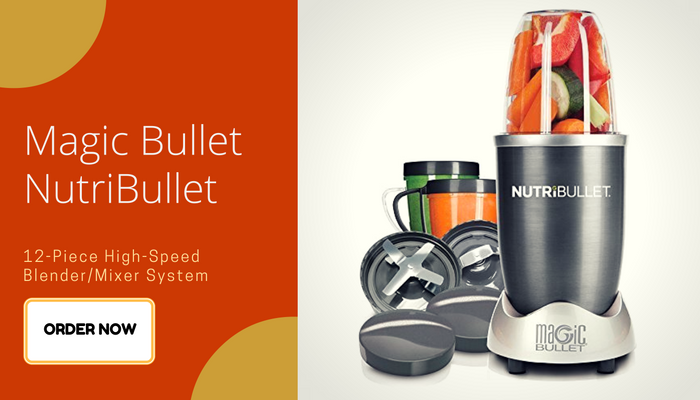 Magic Bullet Nutri-Bullet