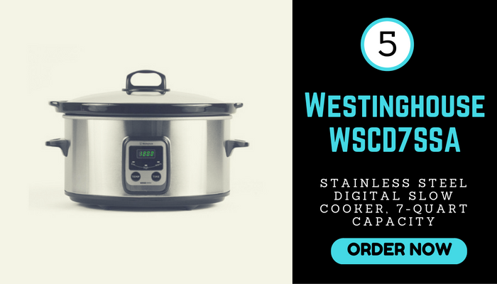 Westinghouse WSCD7SSA