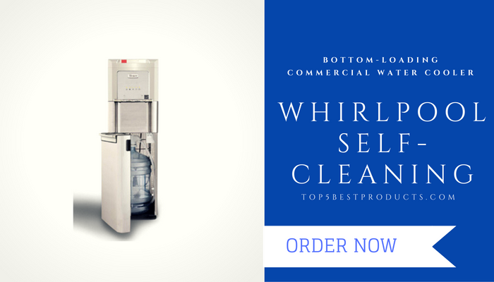 WHIRLPOOL SELF-CLEANING