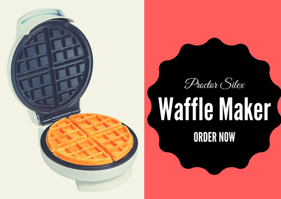 Cravings Satisfied: Best Waffle Makers for 2019 1