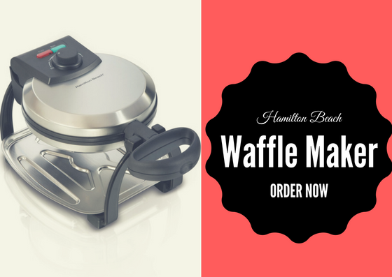 Cravings Satisfied: Best Waffle Makers for 2019 3