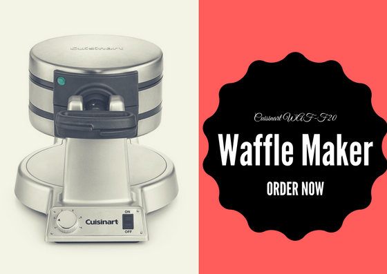 Cravings Satisfied: Best Waffle Makers for 2019 5