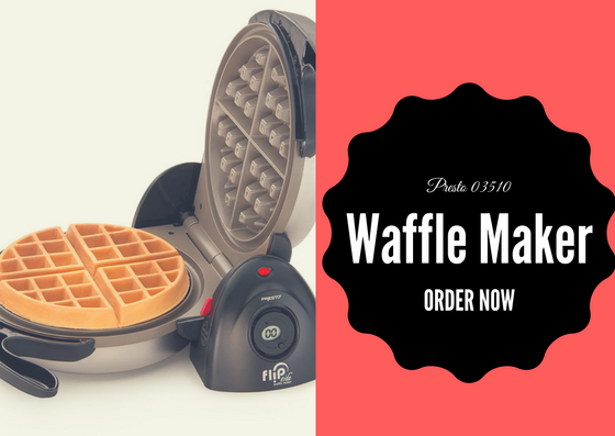 Cravings Satisfied: Best Waffle Makers for 2019 7