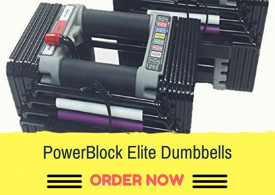 PowerBlock Elite Dumbbells