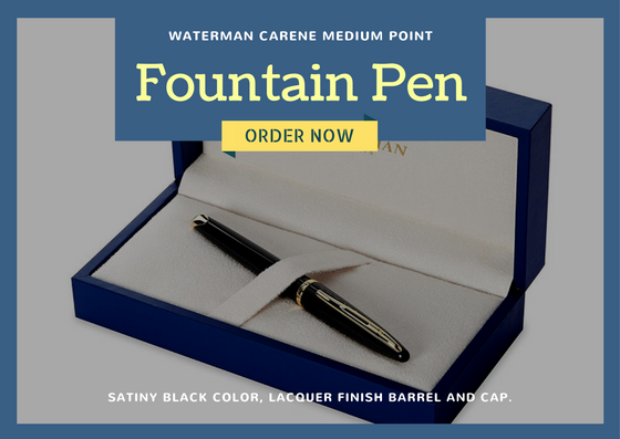 Best Fountain Pens