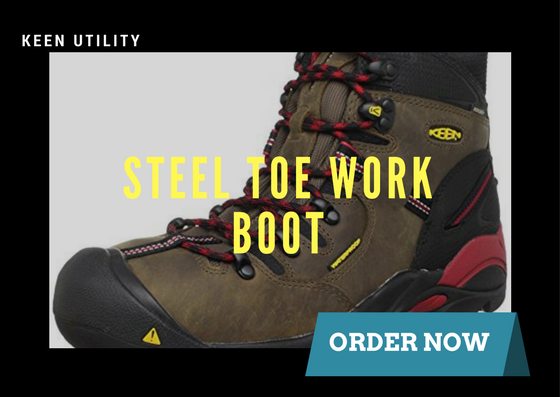 Waterproof Work Boots