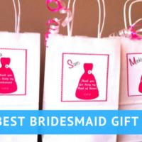 Best Bridesmaid Gift Bags
