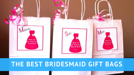 The Best Bridesmaid Gift Bags Top 5 Best Products