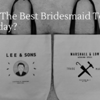 Best Bridesmaid Tote Bag