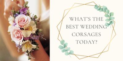 Best Wedding Corsages