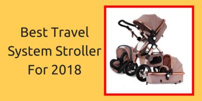 Best Travel System Stroller
