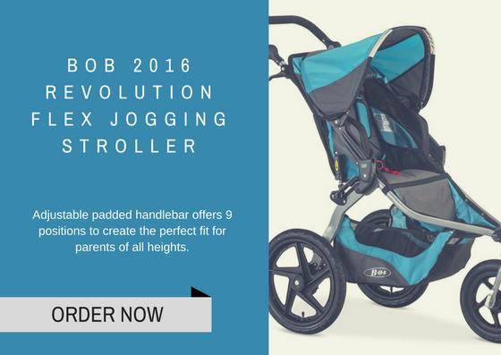 BOB Revolution FLEX Stroller