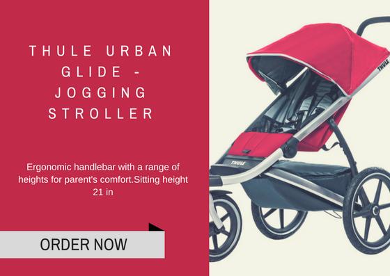 Thule Urban Glide - Jogging Stroller