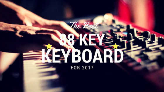 88 Key Keyboard