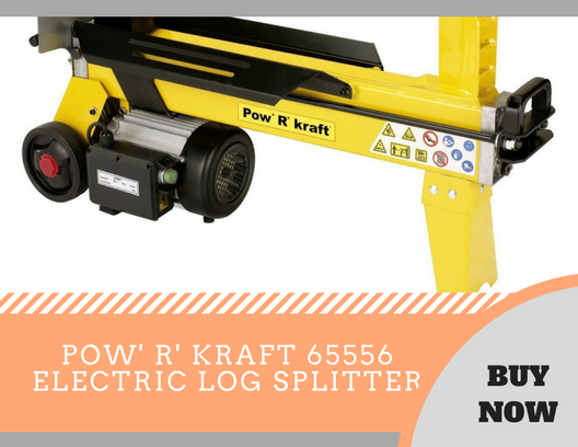 Pow' R' Kraft 65556 Electric Log Splitter