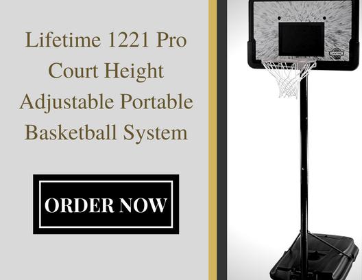 Lifetime 1221 Pro Court