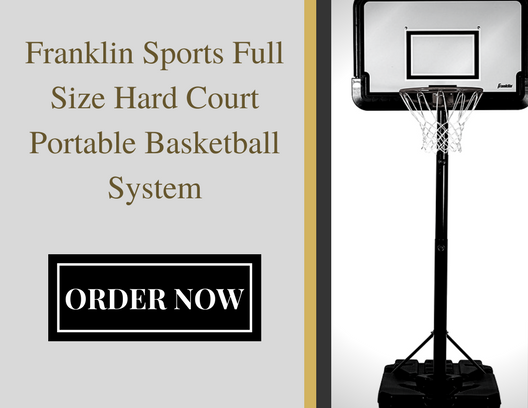 Franklin Sports Full Size Hard Court