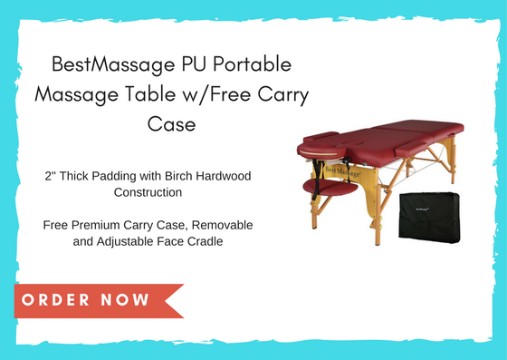 Best Portable Massage Table