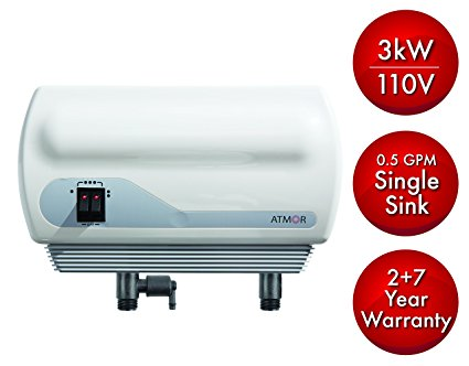 Atmor 3kw110v Single Sink Heater