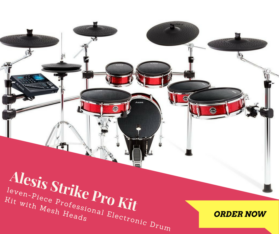 5 Best Electronic Drum Kit Sets That You Must Check! 14