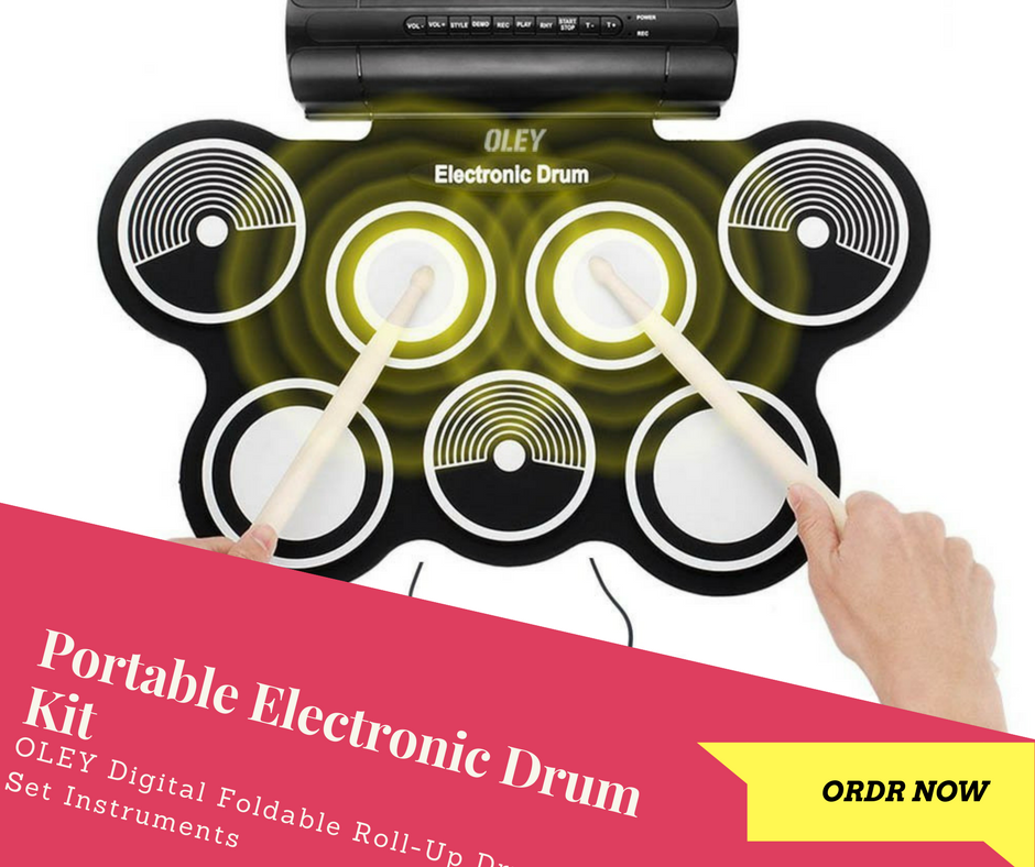 5 Best Electronic Drum Kit Sets That You Must Check! 15
