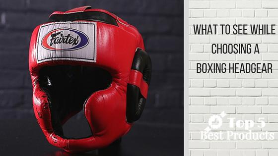 Boxing Headgear