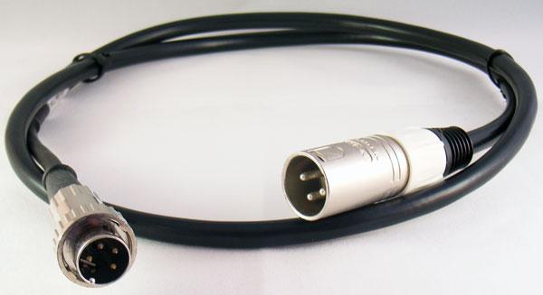 XLR cables