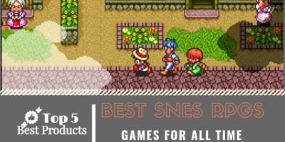 Best SNES RPGS