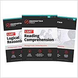Best LSAT Prep Books 3