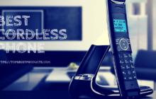 Best Cordless Phone