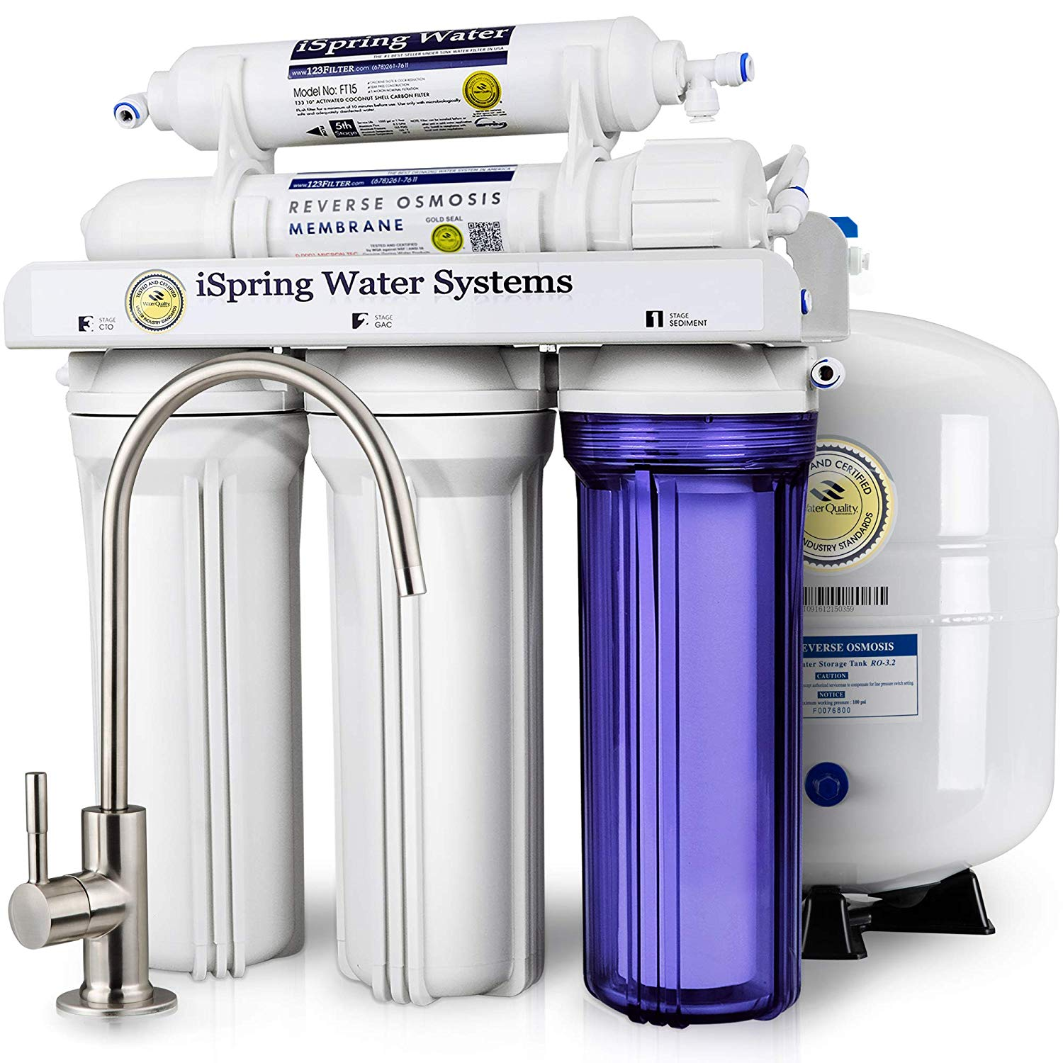 The best reverse osmosis systems for clean, crisp and healthy drinking water 9