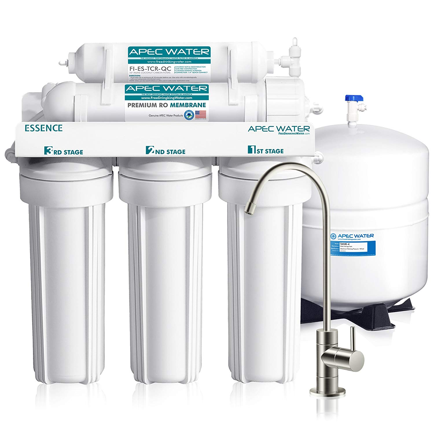 The best reverse osmosis systems for clean, crisp and healthy drinking water 1