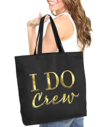 What's The Best Bridesmaid Tote Bag Today? 9
