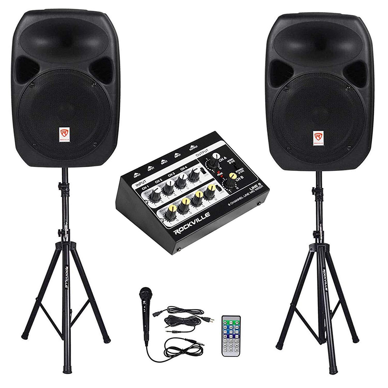 Best powered speakers 3