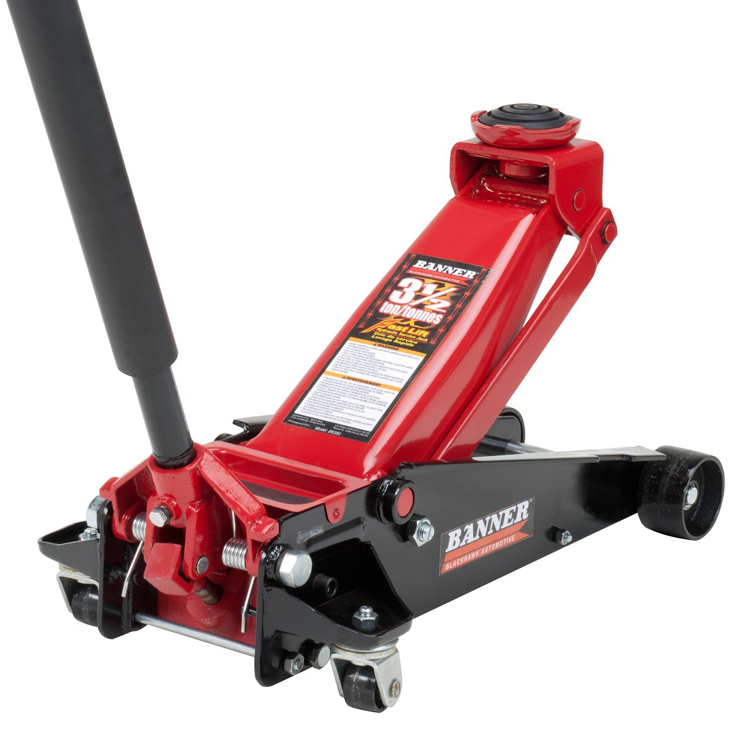 What Is The Best Floor Jack In The Market? 5