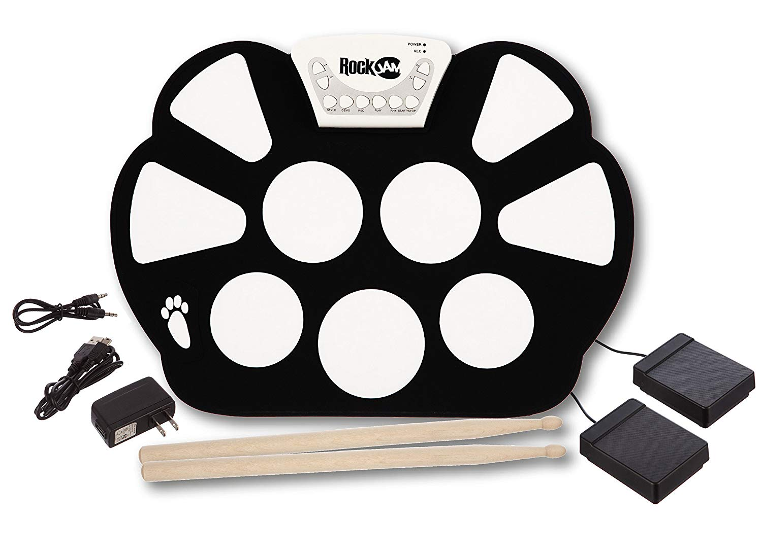 5 Best Electronic Drum Kit Sets That You Must Check! 9