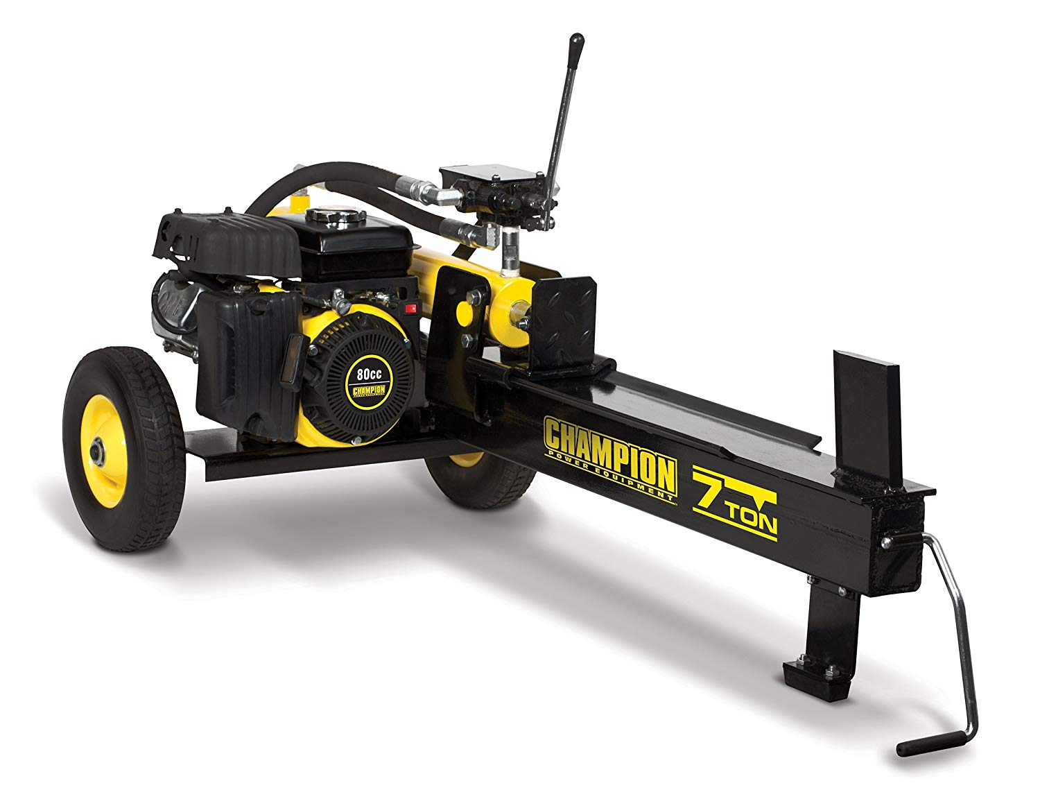 The Best Log Splitter In The Market 2018 1