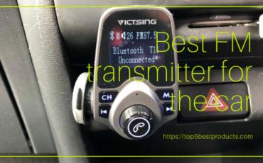 best FM transmitter for the car
