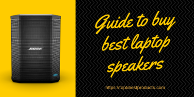 best-laptop-speakers