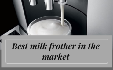 Best milk frother in the market
