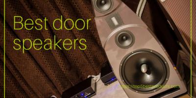 best door speakers