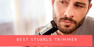 Best stubble trimmer 15