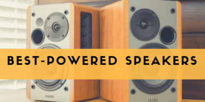 Best powered speakers 11
