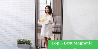 Best magnetic screen door 11