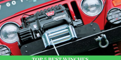 Best Winch Reviews 12