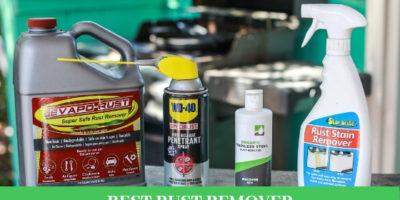 Best Rust Remover 12