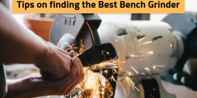 Best Bench Grinder 12
