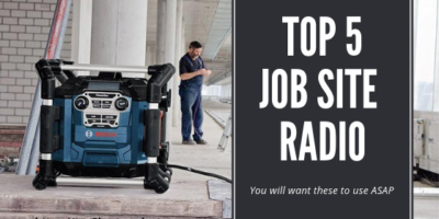 Top 5 Job Site Radio