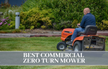 Best Commercial Zero Turn Mower 10