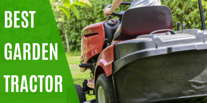 Remove The Unwanted Grass From Your Garden With The Best Garden Tractor Available 9